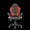 Kép 2/2 - Trust Gamer szék - GXT 707R Resto (vörös; állítható dőlés/magasság; kartámasz; PU+szövet; max.150kg-ig)