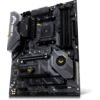 Kép 2/2 - ASUS Alaplap AM4 TUF GAMING X570-PLUS (WI-FI) AMD X570, ATX