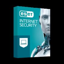 ESET Internet Security – Előfizetés 1 évre 1 eszközre