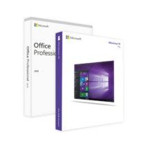 Windows 10 Pro + Office 2019 Professional Plus