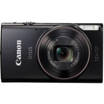Canon Ixus 285HS digitális fényképezőgép fekete