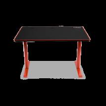 Arozzi Arena Leggero gamer asztal fekete-piros