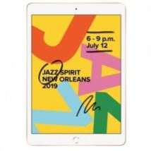 "Apple iPad 7 (2019) 10.2"" 128GB tablet fehér-arany"