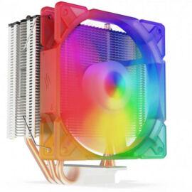 SilentiumPC Spartan 4 MAX Processzor hűtő