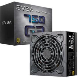 Használt EVGA SuperNOVA 750 G3 750W Gold tápegység