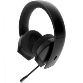 Dell Alienware AW310H gaming fejhallgató headset fekete