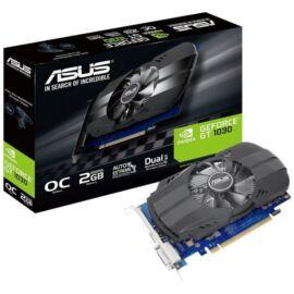 Asus GeForce GT 1030 Phoenix OC 2GB GDDR5 64-bit grafikus kártya