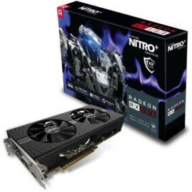 SAPPHIRE Radeon RX 580 NITRO+ 8GB GDDR5 256bit