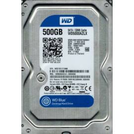 Western Digital 3.5 500GB 32MB 7200rpm SATA3
