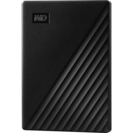 WD My Passport - 2000 GB - 3.2 Gen 1 (3.1 Gen 1) - Black