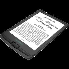 "PocketBook Basic 4 (PB606-E-WW) (6""E Ink Catra, Cpu: 1GHz,256MB,8GB,800mAh, mSD olvasó)"