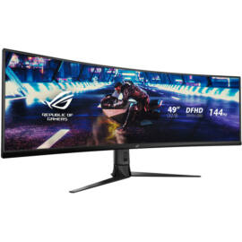 "ASUS ROG STRIX XG49VQ 49"" LED Gamer Monitor, Curved , 144Hz"