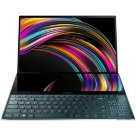 "ASUS ZenBook Pro Duo UX581GV-H2001R kék laptop (15,6"" 4K/Core i9/32GB/1024 GB SSD/RTX2060 6GB/Win10P)"