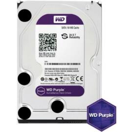Western Digital Purple 3.5 4TB 5400rpm 64MB SATA3