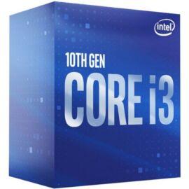 Intel Core i3 10100 Quad-Core 3.6GHz LGA1200 Processzor