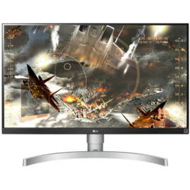 LG 27UL650-W UHD IPS Freesync LED monitor