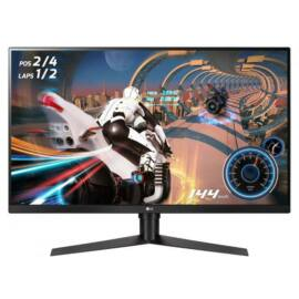 "LG UltraGear 32GK650F-B Gaming monitor, 31.5"", VA, WQHD, 2560x1440, 144Hz, Freesync,"
