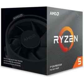 AMD Ryzen 5 3600XT 6-Core 3,8GHz AM4 Processzor