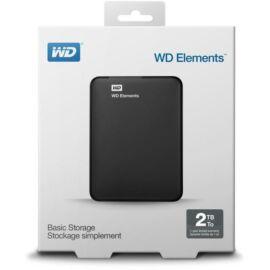 Western Digital Elements Portable 2.5 2TB USB 3.0