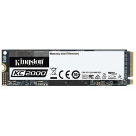 Kingston KC2000 250GB M2 2280 SSD