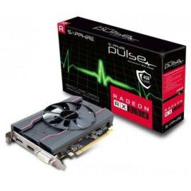 SAPPHIRE Radeon RX 550 Pulse 4GB GDDR5 videokártya