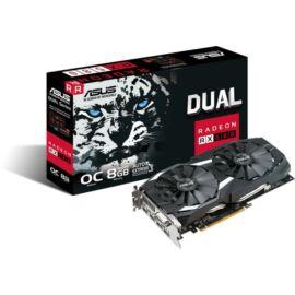ASUS Radeon RX 580 OC 8GB GDDR5 256bit Videokártya