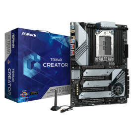 Asrock TRX40 Creator AMD TRX40 Socket sTRX4 ATX (90-MXBB70-A0UAYZ)