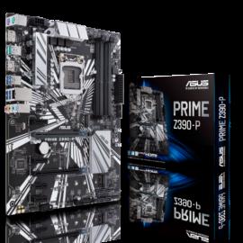 ASUS PRIME Z390-P Intel Z390 LGA 1151 (H4 aljzat) ATX (90MB0XX0-M0EAY0)