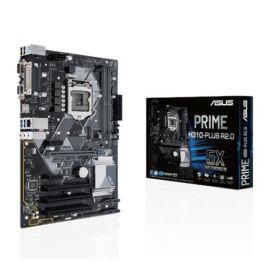 ASUS PRIME H310-PLUS R2.0 (1151-V2) (D) (90MB0ZV0-M0EAY0)