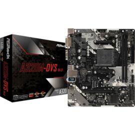 Asrock A320M-DVS R4.0 desktop alaplap microATX