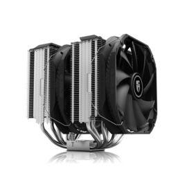 DeepCool CPU Cooler - ASSASSIN III (max. 34,2dB; max. 153,53 m3/h; 4pin csatlakozó; 8 db heatpipe, 1x12cm, 1x14cm, PWM)