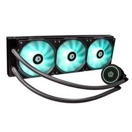ID-Cooling CPU Water Cooler - AURAFLOW X 360 (18-35,2dB; max. 126,57 m3/h; 3x12cm)