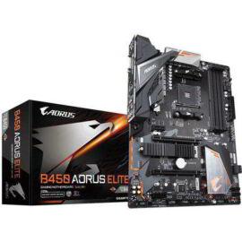 GIGABYTE Alaplap AM4 B450 AORUS ELITE AMD B450, ATX