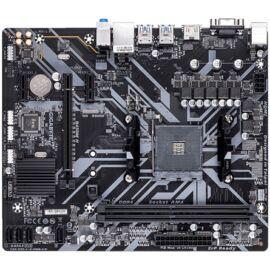 GIGABYTE Alaplap AM4 B450M H AMD B450, mATX