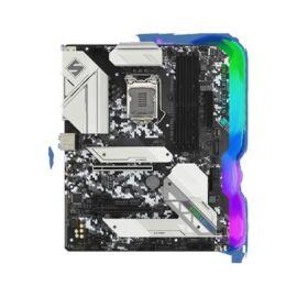 Asrock B460 STEEL LEGEND desktop alaplap ATX (csak LGA1200-G10 támogatás)