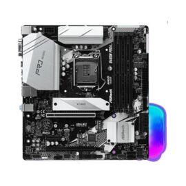 Asrock B460M PRO4 desktop alaplap microATX (csak LGA1200-G10 támogatás)