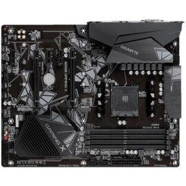 Gigabyte Alaplap - AMD B550 GAMING X AM4 (B550, 4xDDR4 3200MHz, 2xPCI-E, RAID, 4xSATA3, 2xM.2, 6xUSB2.0, 6xUSB3.1)