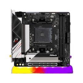 Asrock B550 PHANTOM GAMING-ITX/ax desktop alaplap Mini-ITX