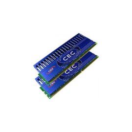 CSX Memória Desktop - 8GB Kit DDR3 (2x4GB, 1600Mhz, hűtőbordás, overclocking)