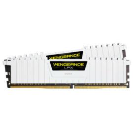 Corsair Vengeance LPX 16GB 3000MHz DDR4 memória CL15 Kit of 2 XMP 2.0 fehér