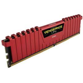 Corsair Vengeance LPX 8GB 2666MHz DDR4 memória CL16 XMP 2.0 piros