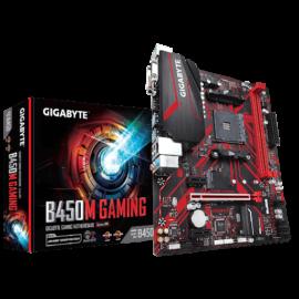 Gigabyte B450M-GAMING AMD B450 SocketAM4 mATX alaplap