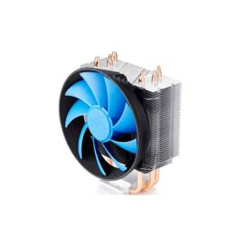DeepCool CPU Cooler - GAMMAXX 300 (17,8-21dB; max. 94,29 m3/h; 4pin csatlakozó; 3 db heatpipe, 12cm, PWM)