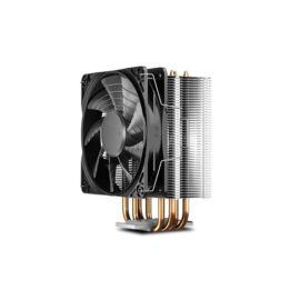 DeepCool CPU Cooler - GAMMAXX 400S (14,6dB; max. 86,3 m3/h; 3pin csatlakozó; 4 db heatpipe, 12cm)
