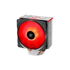 DeepCool CPU Cooler - GAMMAXX GT (17,8-29,5dB; max. 119,06 m3/h; 4pin csatlakozó; 4 db heatpipe, 12cm, PWM)