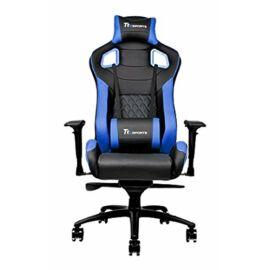 Tt eSPORTS GT Fit 100 játékülés fekete-kék