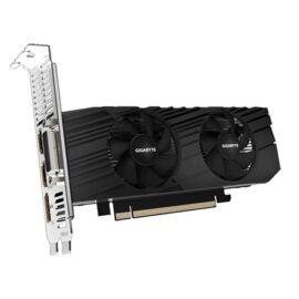 GIGABYTE Videokártya PCI-Ex16x nVIDIA GTX 1650 4GB DDR6 OC
