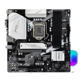 Asrock H470M PRO4 desktop alaplap microATX (csak LGA1200-G10 támogatás)