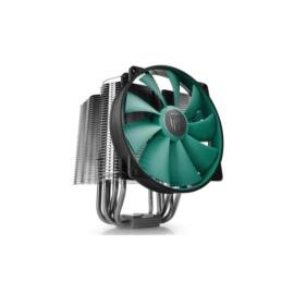 DeepCool CPU Cooler - LUCIFER V2 (12,6-31,1dB; max. 138,18 m3/h; 4pin csatlakozó; 6 db heatpipe, 14cm, PWM)