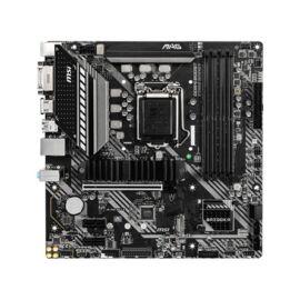 MSI MAG B460M BAZOOKA desktop alaplap microATX (csak LGA1200-G10 támogatás)